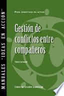Libro de Managing Conflict With Peers (spanish)