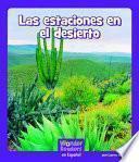 Libro de Las Estaciones En El Desierto