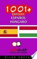 Libro de 1001+ Ejercicios Español   Húngaro