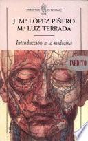 Libro de Introducción A La Medicina