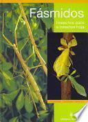 Libro de Fásmidos. Insectos Palo E Insectos Hoja