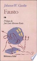 Libro de Fausto