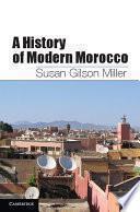 Libro de A History Of Modern Morocco