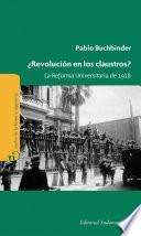 Libro de ¿revolución En Los Claustros?