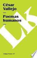 Libro de Poemas Humanos