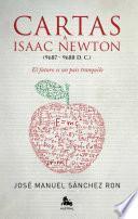 Libro de Cartas A Newton