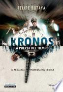 Libro de Kronos. La Puerta Del Tiempo