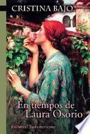 Libro de En Tiempos De Laura Osorio