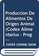 Libro de Produccion De Alimentos De Origen Animal