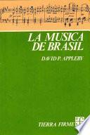 Libro de La Música De Brasil