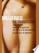 Libro de Mujeres En Transición