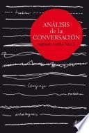 Libro de Análisis De La Conversación