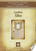 Libro de Apellido Alles