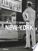 Libro de Elliott Erwitt S New York