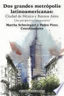 Libro de Dos Grandes Metrópolis Latinoamericanas: