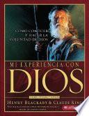 Libro de Mi Experiencia Con Dios   Libro Para El Discípulo