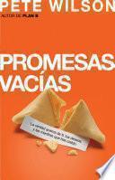 Libro de Promesas Vacías