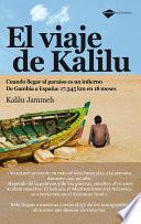 Libro de El Viaje De Kalilu