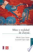 Libro de Mito Y Realidad De Zuyuá