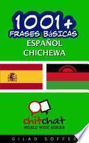 Libro de 1001+ Frases Básicas Español   Chichewa