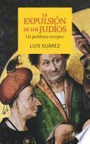 Libro de La Expulsión De Los Judíos