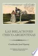Libro de Las Relaciones Checo Argentinas