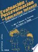 Libro de Evaluación Y Postevaluación En Educación Infantil