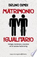 Libro de Matrimonio Igualitario