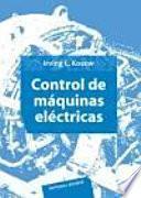 Libro de Control De Máquinas Eléctricas