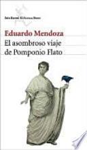 Libro de El Asombroso Viaje De Pomponio Flato