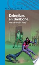 Libro de Detectives En Bariloche