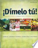 Libro de Dimelo Tu!: A Complete Course, Revised Edition