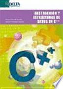 Libro de Abstracción Y Estructuras De Datos En C++