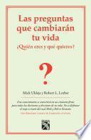 Libro de Las Preguntas Que Cambiarán Tu Vida