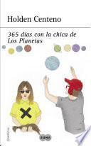 Libro de 365 Días Con La Chica De Los Planetas