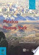 Libro de México En Nueva York