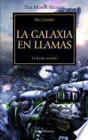 Libro de La Galaxia En Llamas, N.o 3
