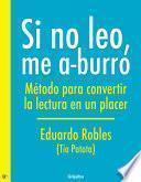 Libro de Si No Leo, Me A Burro