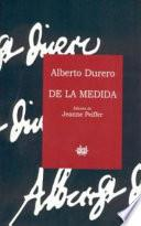 Libro de De La Medida