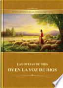 Libro de Las Ovejas De Dios Oyen La Voz De Dios (fundamentos Para El Nuevo Creyente)