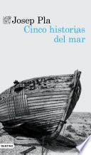Libro de Cinco Historias Del Mar