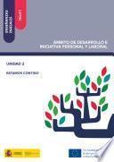 Libro de Enseñanzas Iniciales: Nivel I. Ámbito De Desarrollo De Iniciativa Personal Y Laboral. Unidad 2. Estamos Contigo