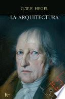 Libro de La Arquitectura