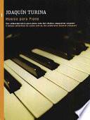 Libro de Música Para Piano