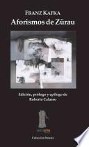 Libro de Aforismos De Zürau