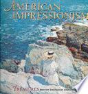 Libro de American Impressionism
