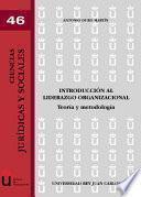 Libro de Introducción Al Liderazgo Organizacional.