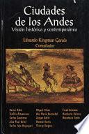 Libro de Ciudades De Los Andes