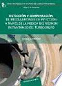 Libro de Detección Y Compensación De Irregularidades De Inyección A Través De La Medida Del Régimen Instantáneo Del Turbogrupo