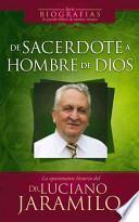 Libro de De Sacerdote A Hombre De Dios